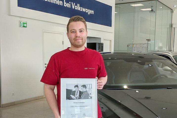 Christian Bauer Zert. Teile- und Zubehörverkäufer